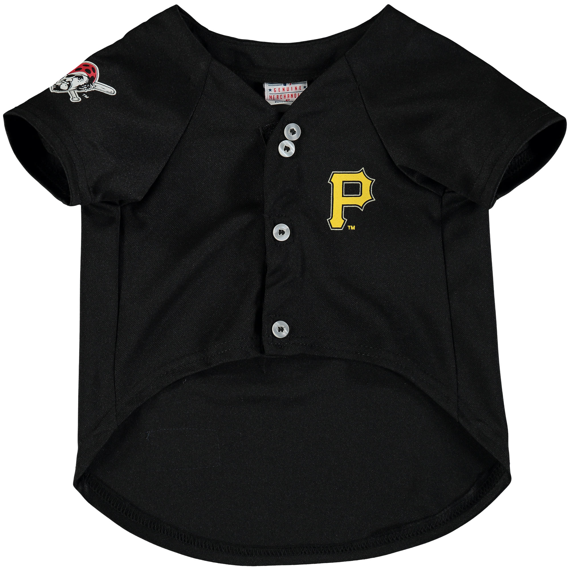 Pittsburgh Pirates MLB Dog Jersey