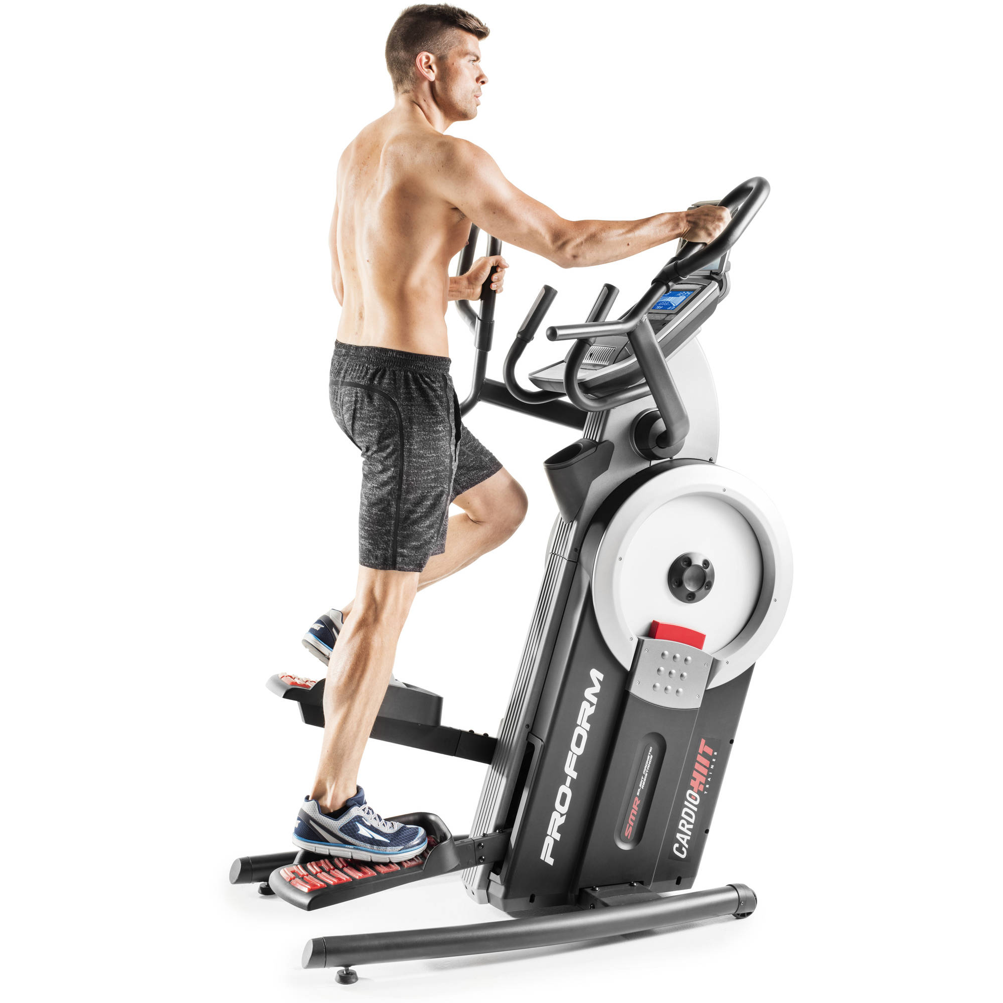 ProForm HIIT Trainer, Hybrid Elliptical and Stepper