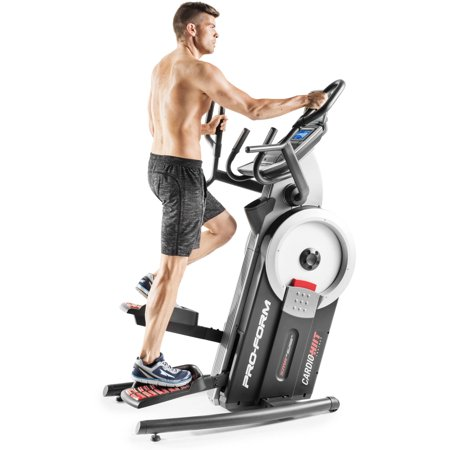 ProForm HIIT Trainer High Intensity Elliptical & Stepper, iFit Compatible