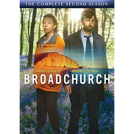 Broadchurch: The Complete Second Season (DVD) (Broadchurch Season 1 & 2)