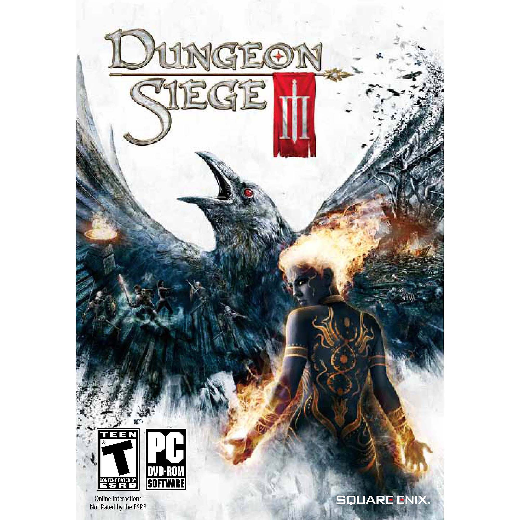 Dungeon Siege 3 ESD Game (PC) (Digital Code)