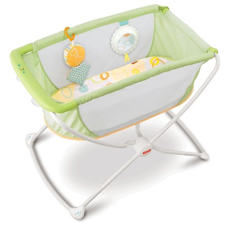 Fisher-Price Rock 'n Play Portable Bassinet, (Fisher Price Rock N Play Portable Bassinet)