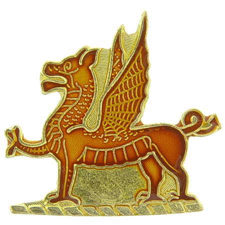 Egyptian Dragon Pin 1