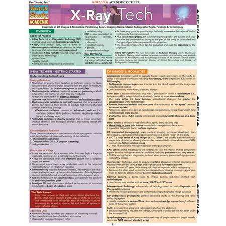 Explorer X-ray (X-Ray Tech)