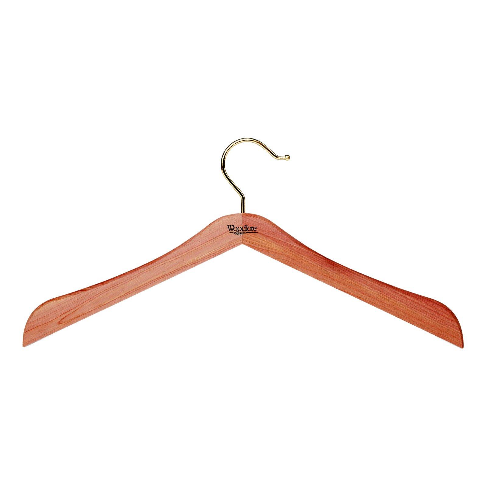 Woodlore Standard Hanger without Bar - Set of 4