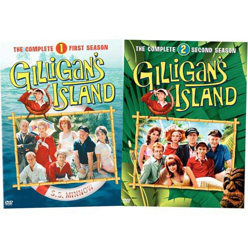 Gilligan's Island: The Complete First & Second Season