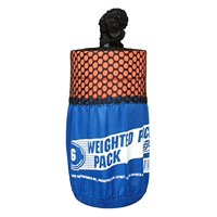 A&R Sports Bag of Orange Weighted Training Pucks 6-Pack