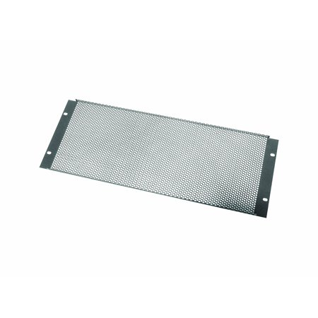 ARPVLP4 4 Space Fine Perforated Panel Rack Accessory By Odyssey