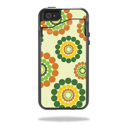Easy Hippie Outfits (Skin For OtterBox Commuter Wallet iPhone 5/5S Case – Hippie Flowers | MightySkins Protective, Durable, and Unique Vinyl Decal wrap cover | Easy To Apply, Remove, and Change Styles |)
