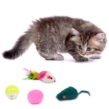 Jeu de jouet pour chat Drôle Creative Interactive Chaton Jouet Jouet pour chat à mâcher pour animaux de compagnie - image 5 de 15