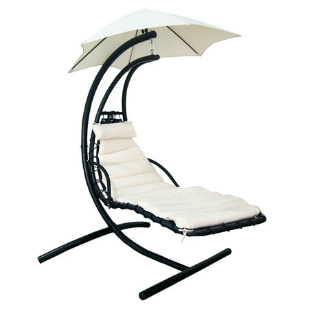 Island Umbrella Island Retreat Hanging Lounge w/ Shade Canopy (Required Island Canopy)