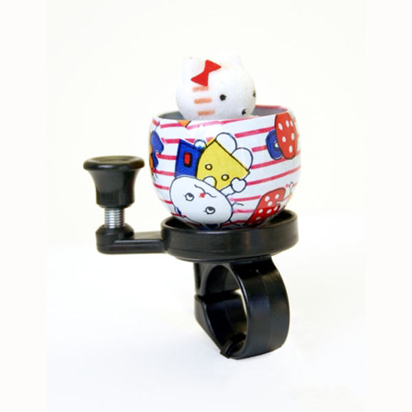 Hello Kitty Bicycle Bells Parts Bike Steel