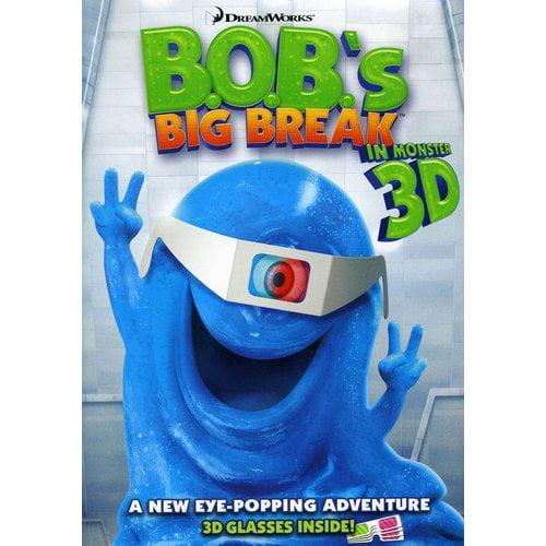 B.O.B.'s Big Break (Widescreen)