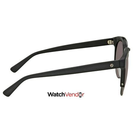 157c020a050 MCM Matte Black Aviator Men s Sunglasses MCM 112S 002 57 - image 2 ...