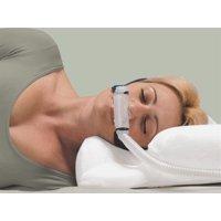 NEW Premium CPAP Pillow Side Sleepers Sleep Apnea - Memory Foam - Free Cover
