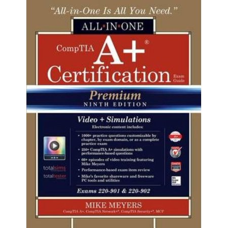 Comptia A  Certification All In One Exam Guide  Exams 220 901   220 902