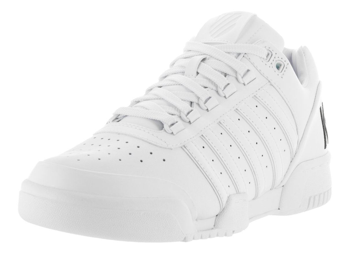 K-Swiss Men's Gstaad Big Logo Casual Shoe by K-Swiss