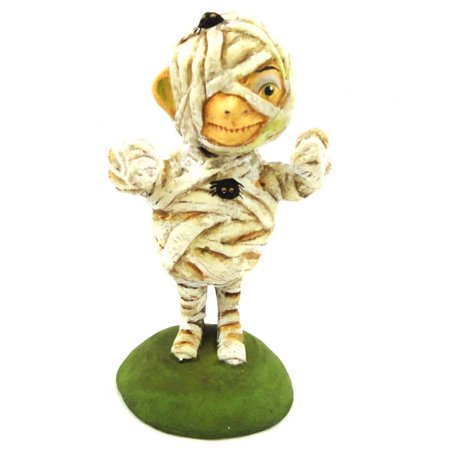 Mummy Halloween Song For Kids (Halloween MUMMY BOY Paper Pulp Bethany Lowe Designs)