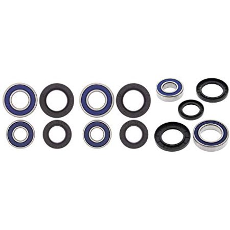 All Bearing Kit for Front and Rear Wheels Yamaha YFB250