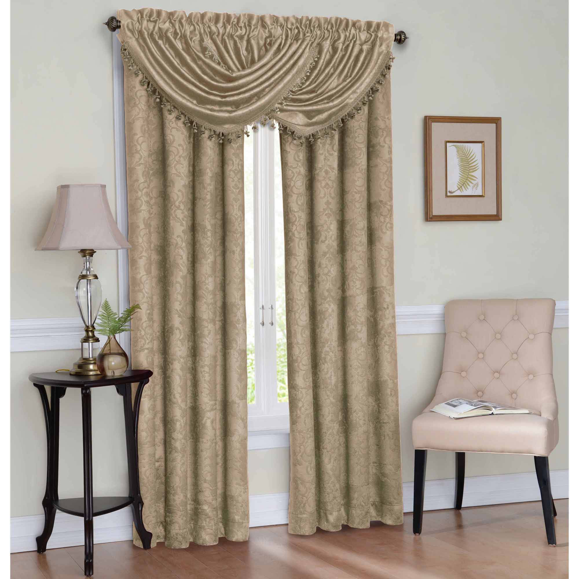 Celeste Blackout Curtain Panel