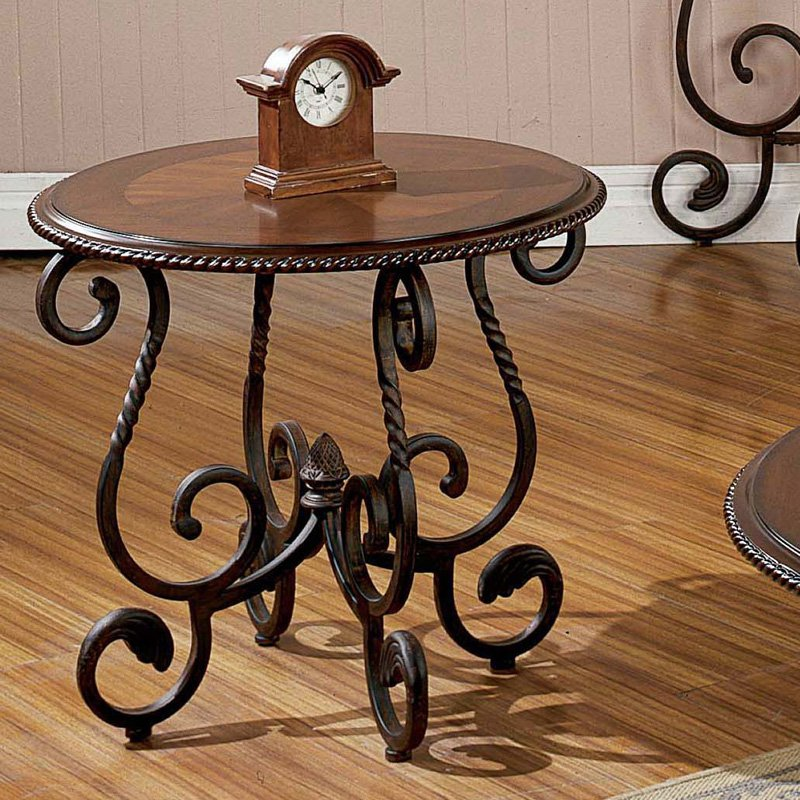 Steve Silver Crowley End Table