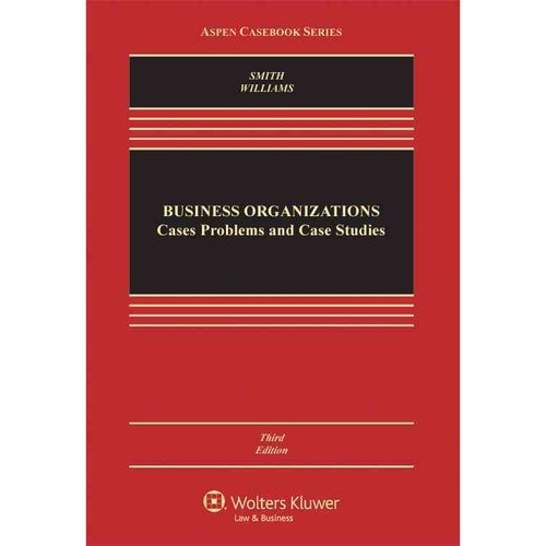 business organizations cases problems and case studies
