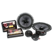 "Best Car Audio Component Speakers - Skar Audio TX65C 6.5"" 200W Component Speakers Review"