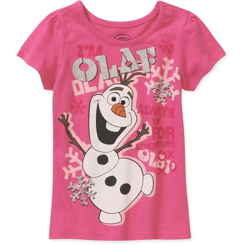^^disney's Frozen Toddler Girl Olaf Snow