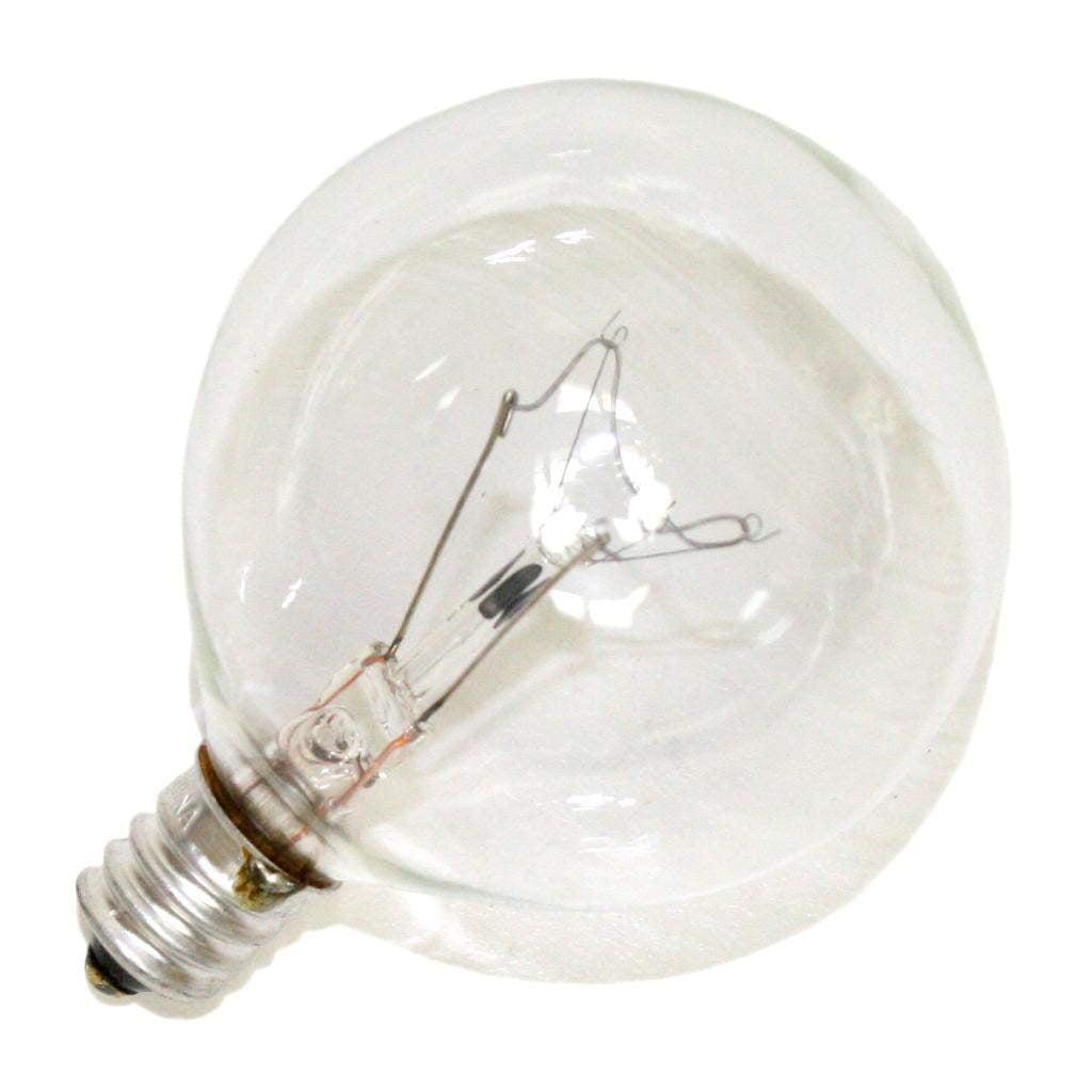 Philips 168450 - 25G16-1/2/C/CL/LL G16 5 Decor Globe Light Bulb