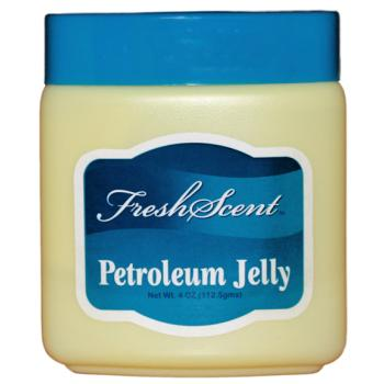 Freshscent 4 Oz Tub Of Petroleum Jelly (pack Of 72)