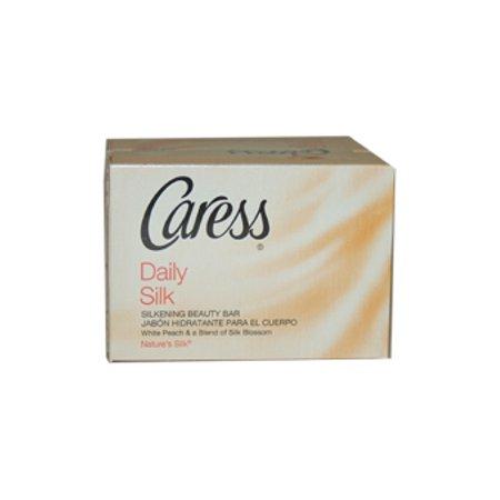 Caress Daily Silk Beauty Bar 4 25 Oz Soap