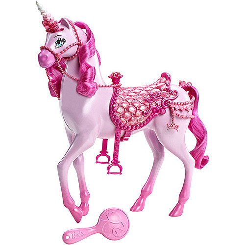 Barbie Princess Unicorn Pink by Mattel