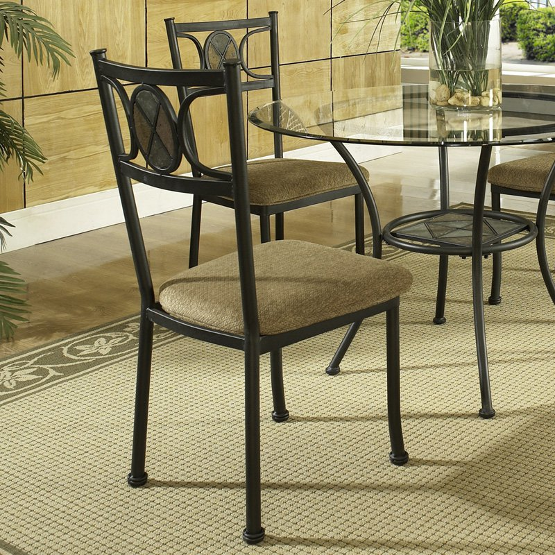 Steve Silver Carolyn Welded Dining Side Chairs - Set of 4