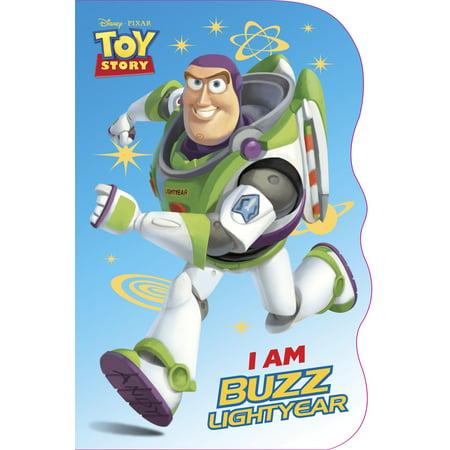 I Am Buzz Lightyear (Board - Buzz Lightyear Boots
