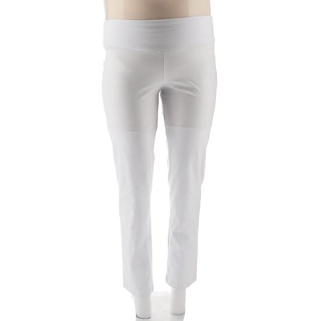 Women with Control Slim Leg Pants Tummy Control A225789