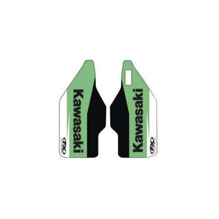 Factory Effex 20-40128 Lower Fork Graphics Kit