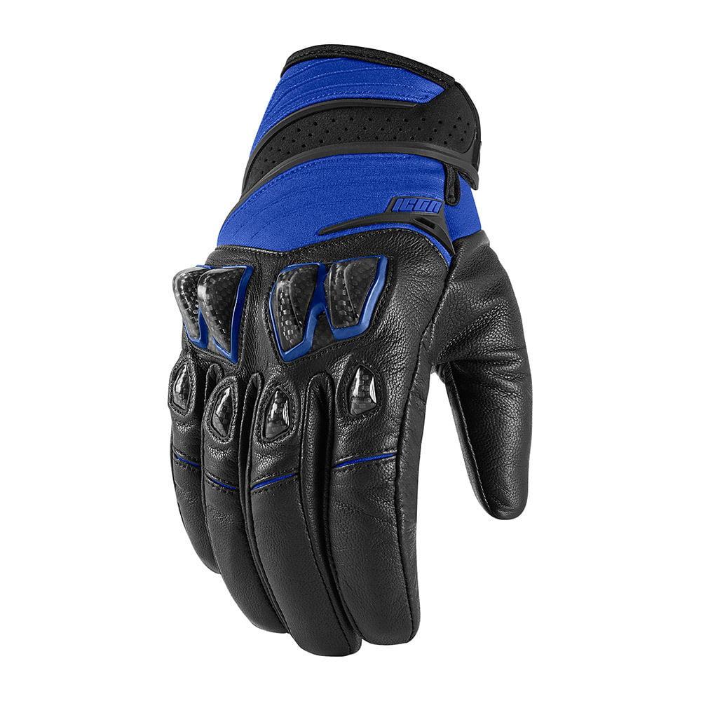 Icon Konflict Gloves Blue XL  3301-2937
