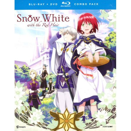 Snow White with Red Hair: Season One (Blu-ray) (Zen Snow White With The Red Hair)