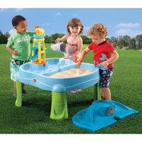 Step2 Sandbox Splash N Scoop Bay Water Table