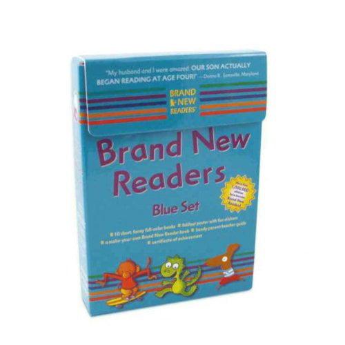 Brand New Readers: Blue Set