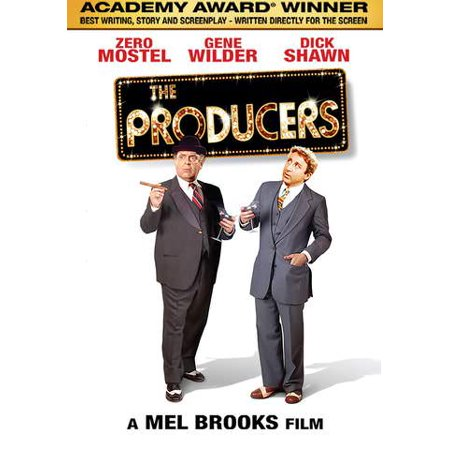 The Producers (Vudu Digital Video on - Halloween 6 Producer's Cut Dvd