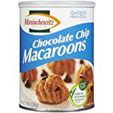 Manischewitz Chocolate Chip Macaroons Gluten Free KFP 10 Oz. Pk Of 3.