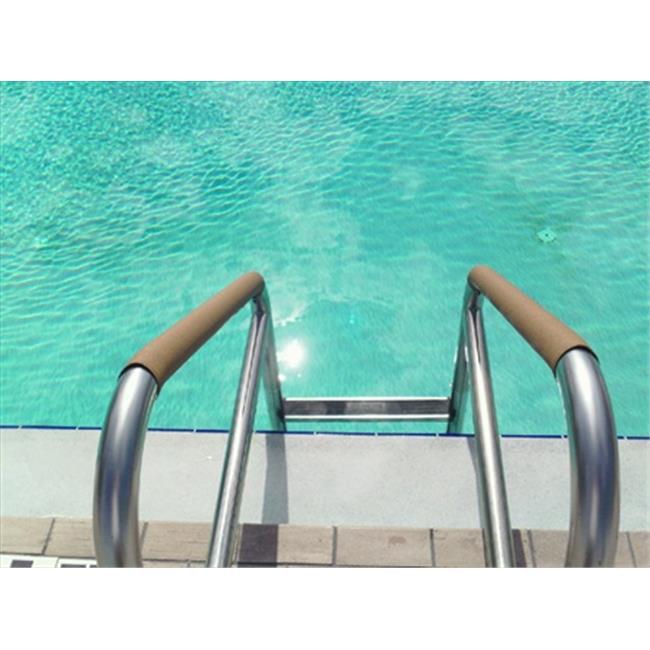 Secure-Grip P44.5-1.9B Pool 44.5 In. Rail Cover, Standard Size 1.9 In. Od, Blue