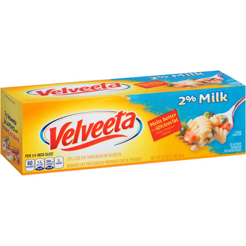 Kraft Velveeta With 2% Milk Cheese, 32 oz
