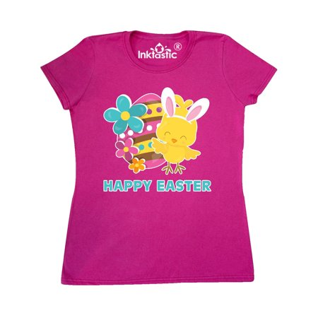 Happy Easter Chick Women's T-Shirt