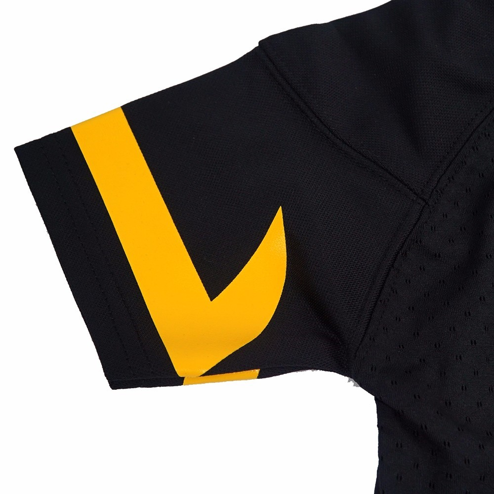 18305fba5b2ea Arizona State Sun Devils NCAA Adidas Black Official 3rd Alternate #2 ...