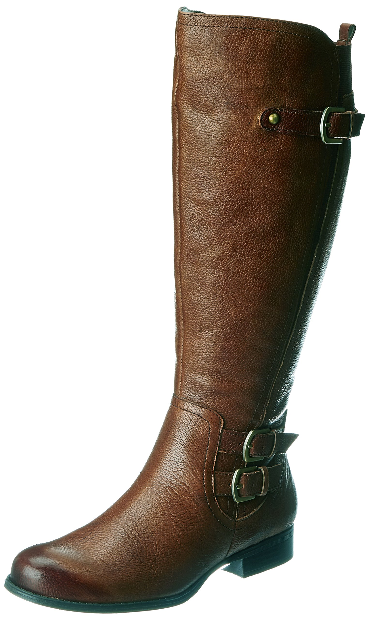 Naturalizer New Brown Shoes Size 4W Knee-High Leather Boots by Naturalizer