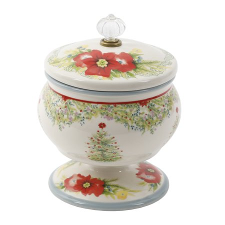 the pioneer woman holiday cheer 5 inch candy dish