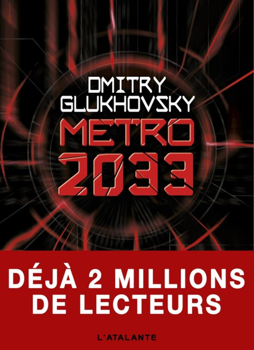 Dmitry Glukhovsky Metro 2033 Ebook