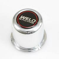 Weld Racing Wheel Center Cap 2.930 in OD Polished Aluminum P/N P605-5093